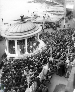Orchestra, The Bandstand, The Spa, Scarborough